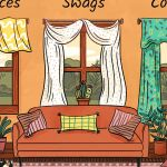 Differences Between Valances Swags And Cornices