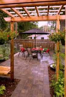 great patio paver design ideas