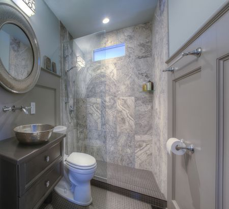 25 killer small bathroom