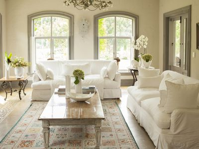 staging a living room draperies how to stage your empty house on budget before you show home cover s flaws basics