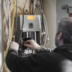 Distribution Board Wiring Diagram Opel Vectra Radio Identifying And Understanding Your Main Circuit Breaker Install A Gfci To Protect An Entire Electrical Service Panels