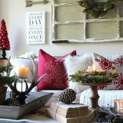 Christmas Decoration Ideas For Small Living Room Beach Theme Decor 21 Beautiful Ways To Decorate The