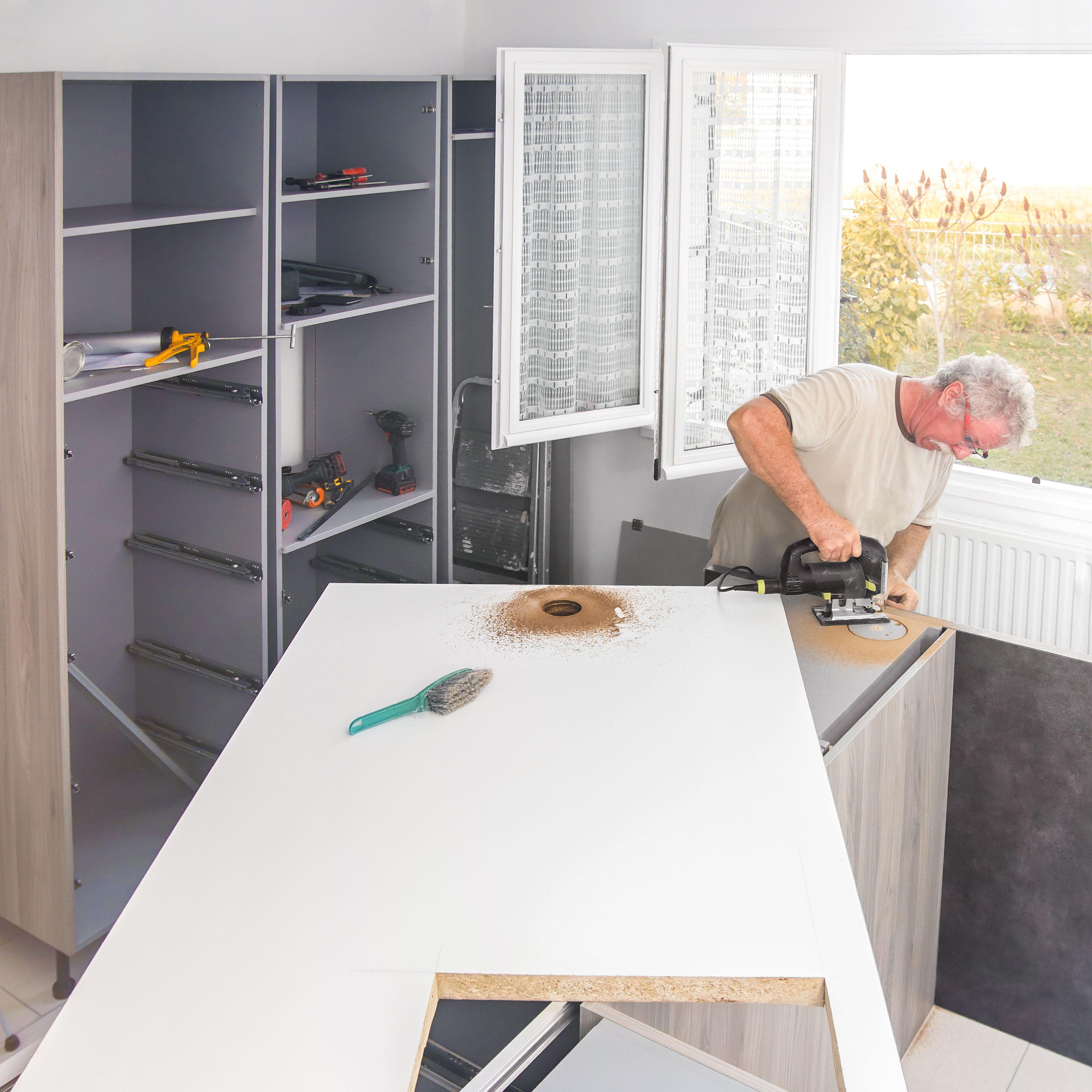 remodeling kitchen on a budget home depot backsplash tile how to do remodel