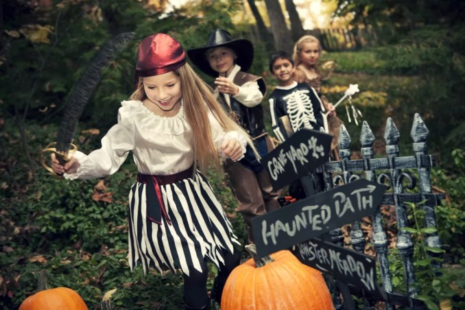 halloween games for kids