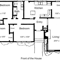 Simple House Diagram Mobile Home Electrical Wiring Diagrams Free Small Plans