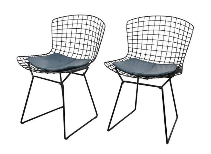 indoor outdoor chairs metal patio with cushions a guide to mid century modern furniture harry bertoia