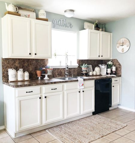 kitchen cabinets com sinks & faucets 10 ways to decorate above your a space made be used