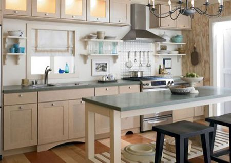 kitchen island seating valance curtains for 10 incredible islands with sinks and kraftmaid simple