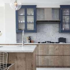 Kitchen Cabinets Wood Top Of The Line Faucets Beautiful Blue Cabinet Ideas