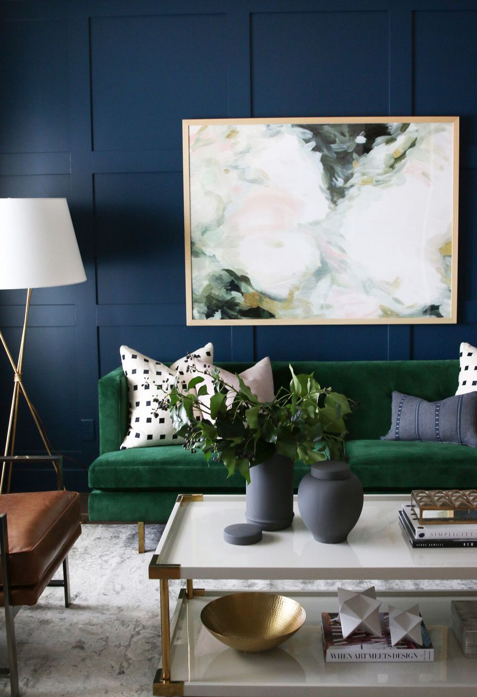 17 Rooms With Dark And Moody Color Schemes