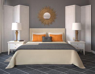 Recommended Home Designer Bedroom Design Orange