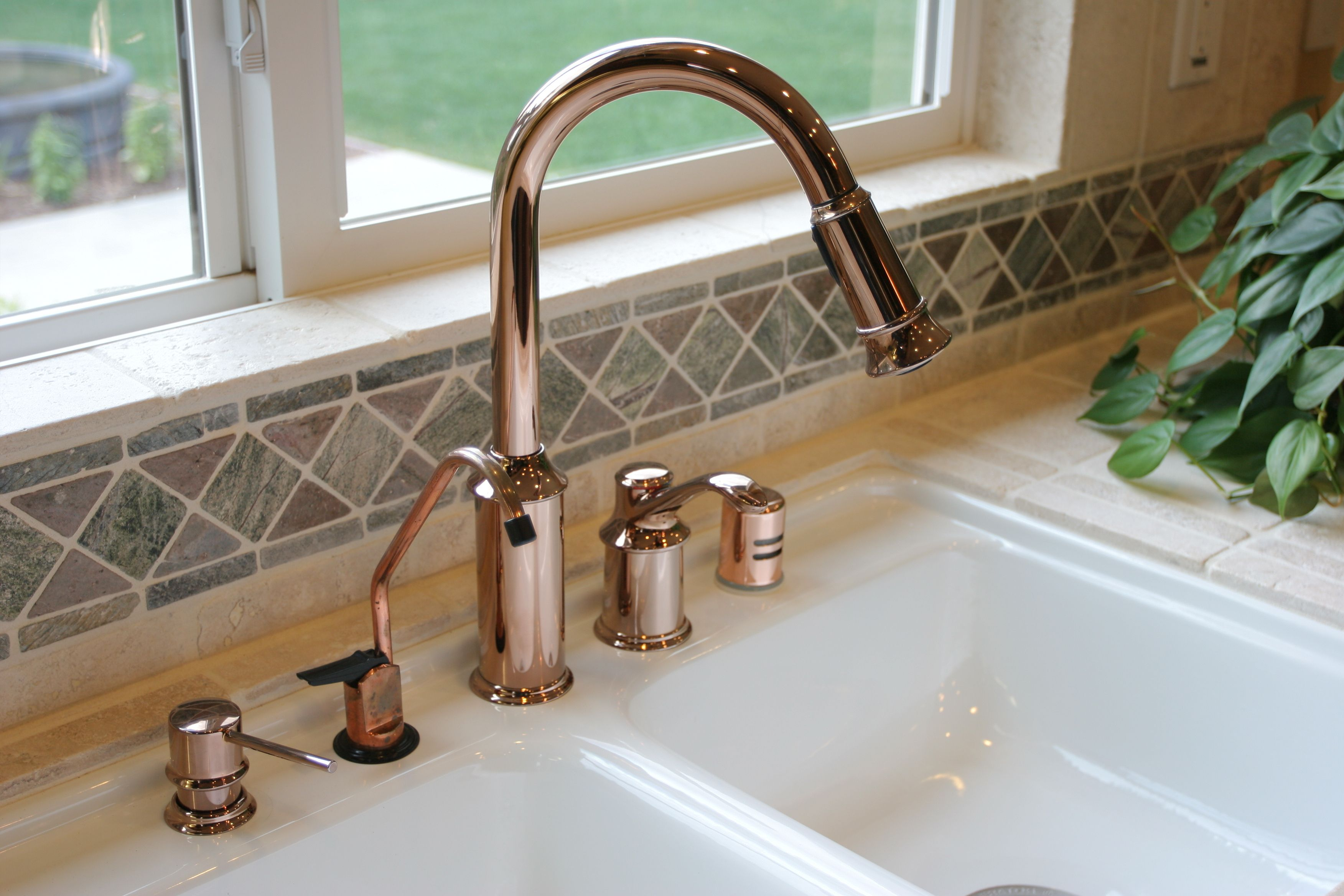 soap dispenser kitchen wood and glass cabinets how to install a