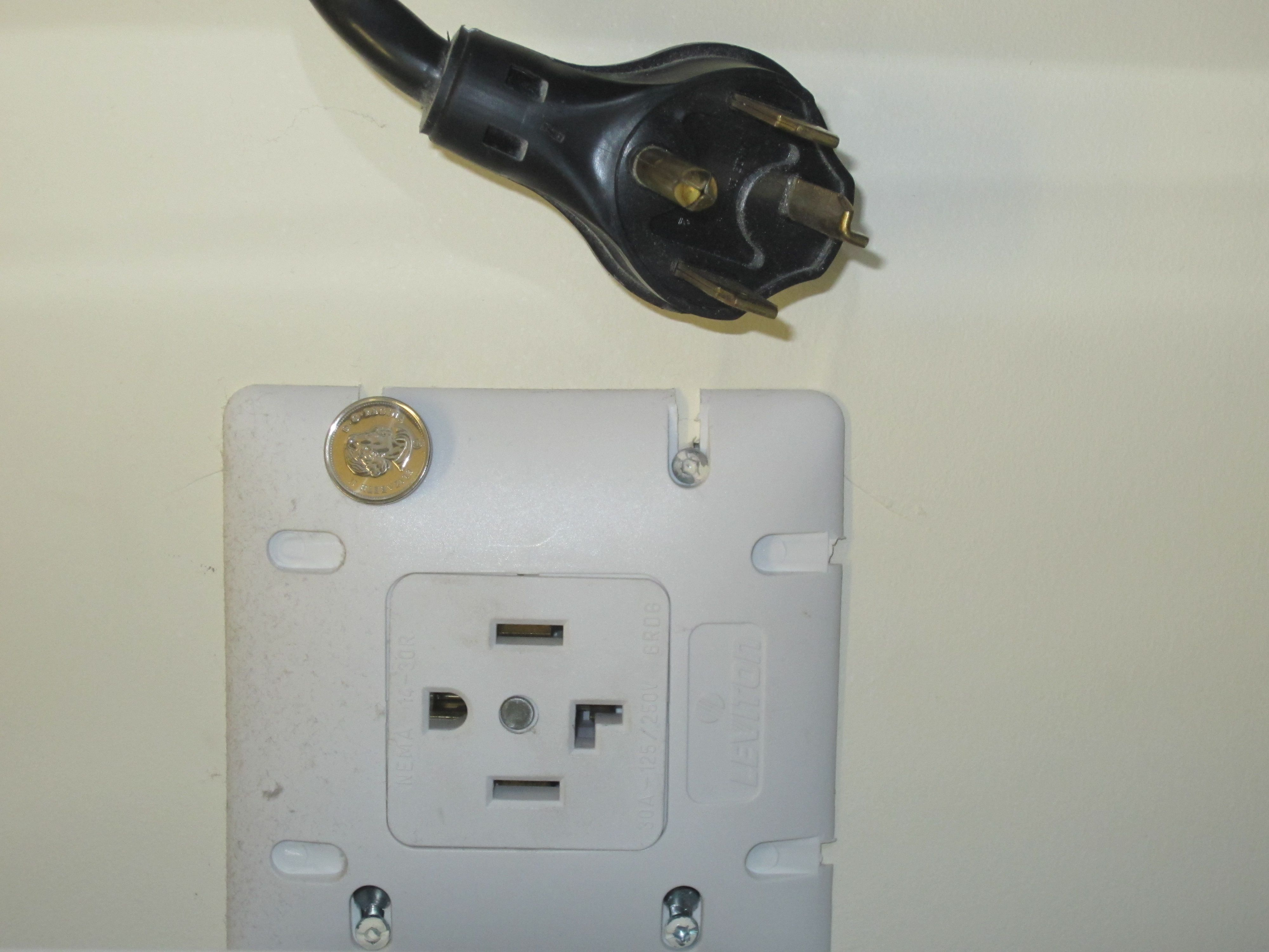 Wiring A Dryer Outlet