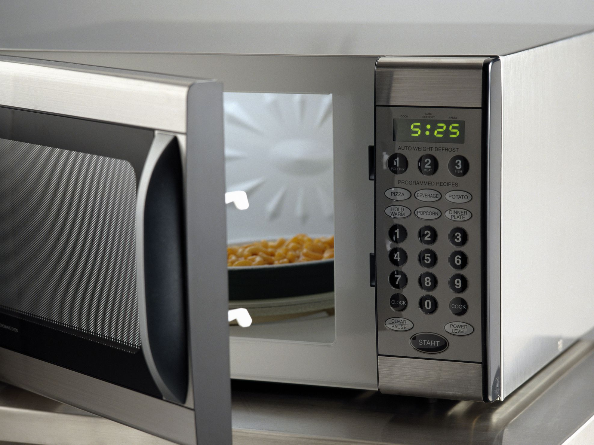 using a microwave oven beyond