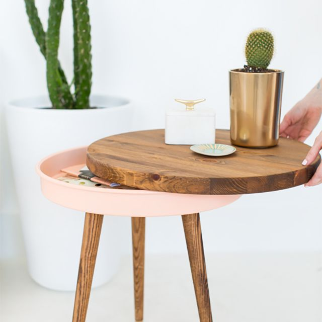15 diy end table plans