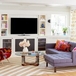 Popular Living Room Furniture How To Decorate A Long Narrow With Fireplace 33 Home Decor Trends Try In 2018