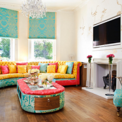Elegant Living Room Decorating Ideas Gaming Pc For The 21 Colorful Designs Brightly Colored