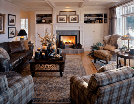 21 cozy living room