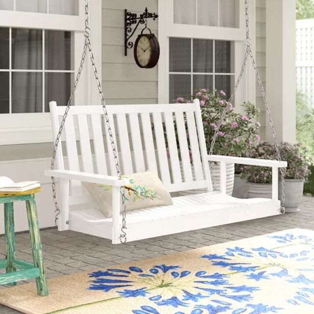 the 7 best porch swings