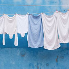 Kitchen Art Decor Franke Sink Ways To Keep Line Dried Clothing From Getting Stiff