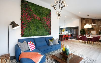 Beautiful Moss Walls Ideas For Your Home
