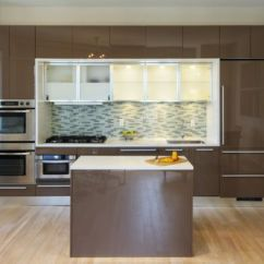 Inexpensive Backsplashes For Kitchens Taylor Kitchen Scale 5 Easy Backsplash Treatments