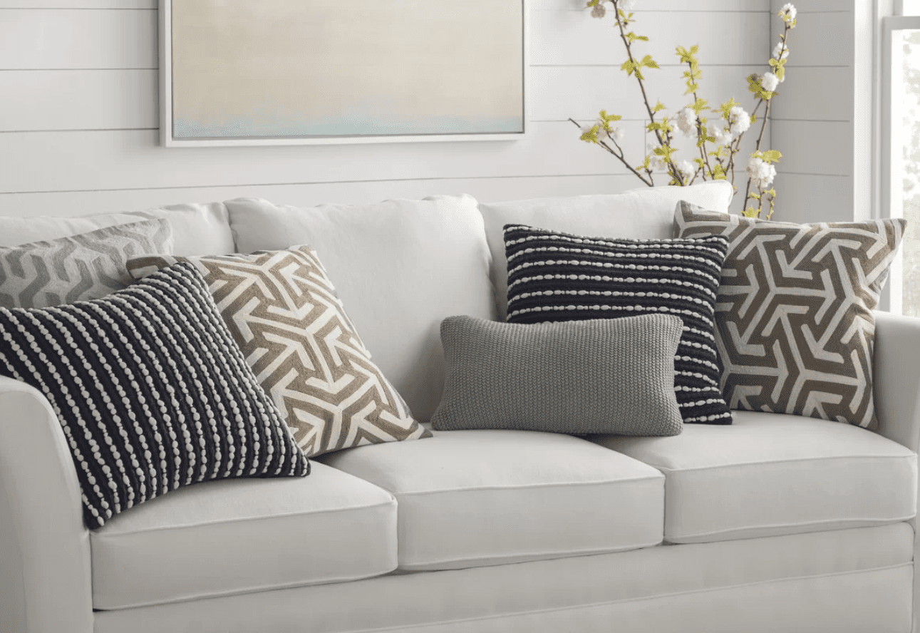 living room decorative pillows images of interior design the 7 best throw to buy in 2019