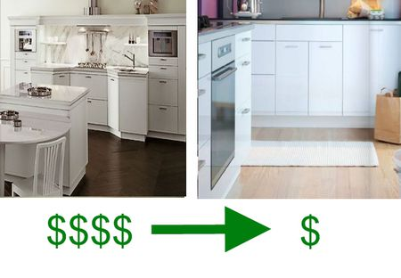 kitchen cabinet ikea build a comparing snaidero to euro style cabinets basic white european