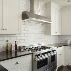 Tile Kitchen Industrial Supplies How Subway Can Effectively Work In Modern Rooms With White