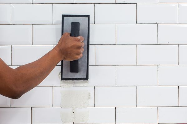 what is a non rectified tile