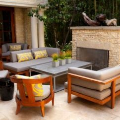 Outdoor Living Rooms Pictures Room Swivel Chairs Modern 50 Design Ideas A Piece Of Driftwood Appropriately Adorns The Fireplace Eric Fenmore