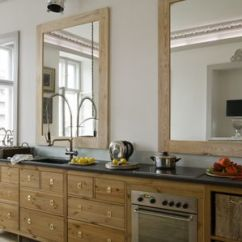 Kitchen Mirrors Flush Mount Light The Feng Shui Of A Mirror Behind Stove Alternatives To Using