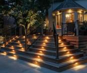 landscape deck lighting