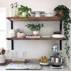 Kitchen Shelf Ideas Black Cabinets For Sale 10 Beautiful Open Shelving