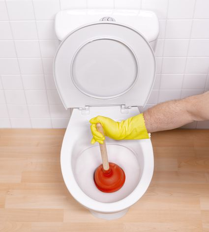 How To Remove Hard Water Stains In A Toilet