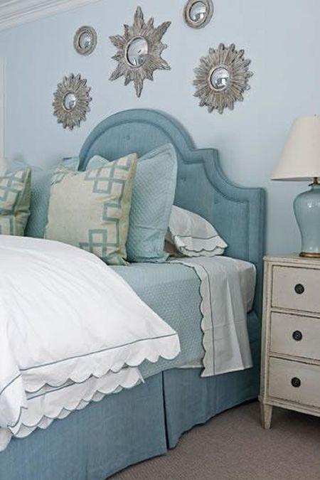25 stunning blue bedroom