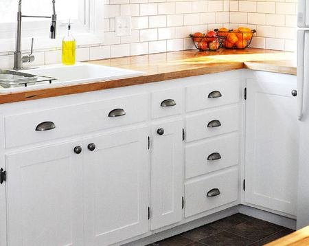 diy kitchen cabinet tall garbage can 10 ideas slab to shaker cabinets