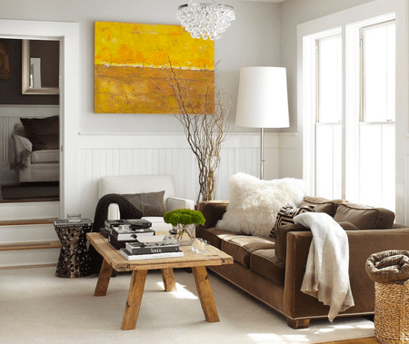 small living room coffee table sofa set up 15 pretty ways to style a modern styling on rustic urrutia design