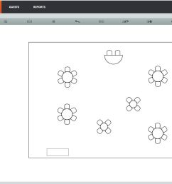 allseated s free wedding seating chart program [ 1907 x 947 Pixel ]