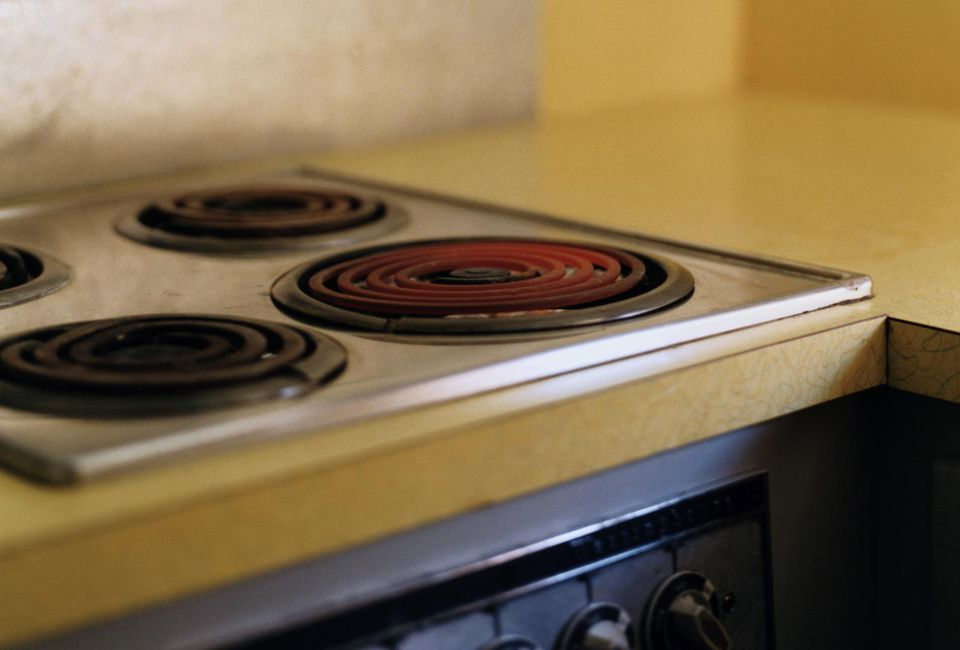 Electrical Wiring For Electric Range