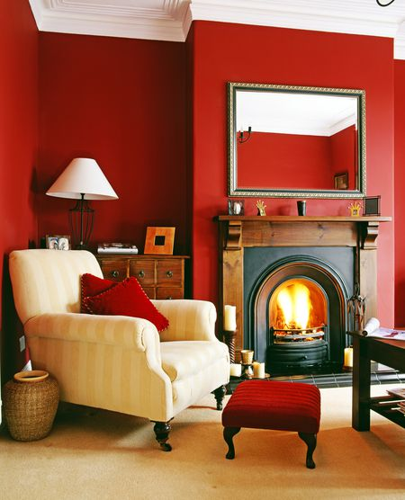 best color for living room walls according to vastu pop false ceiling design feng shui tips create a beautiful home of red passion courage romance fire element with wall