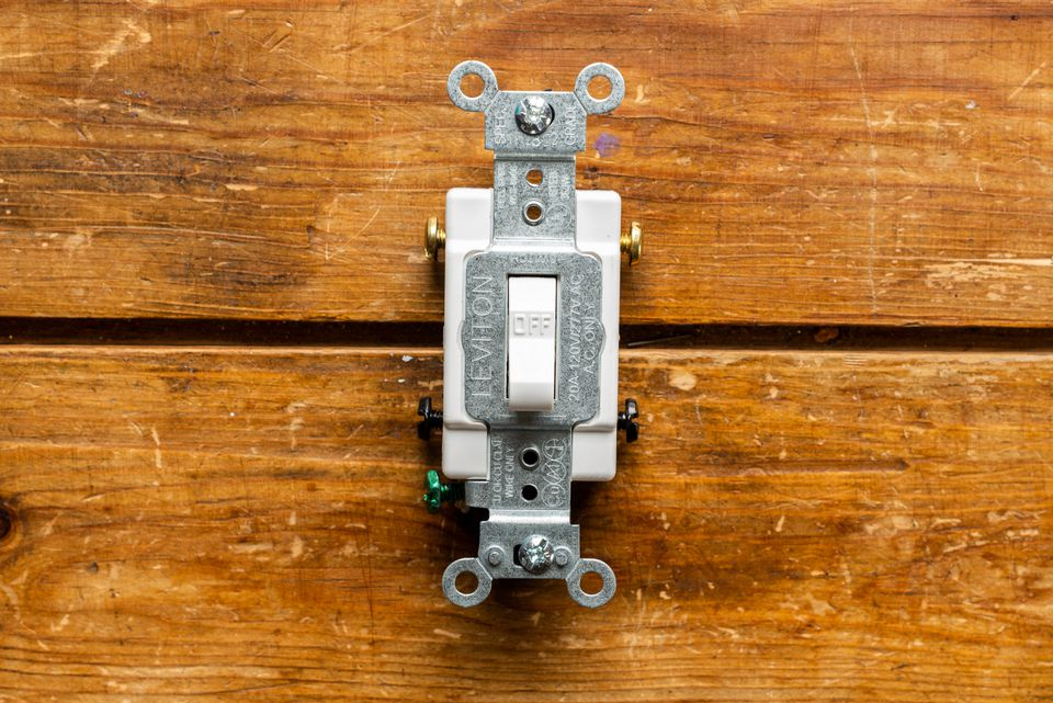Way Circuit And A One Way Circuit There They Used 2 Two Way Switches