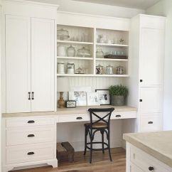 Kitchen Desk Cabinet Trim Installation 20 Homework Station Ideas For Kids And Teens
