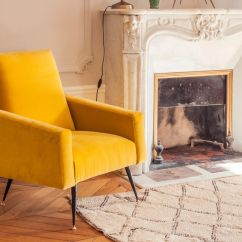 Yellow Chairs For Living Room How To Decorate A Small Long Narrow 33 Home Decor Trends Try In 2018