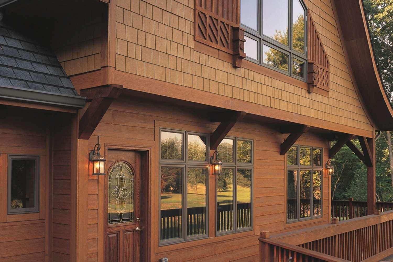 Cedar Siding Smart Lp Look
