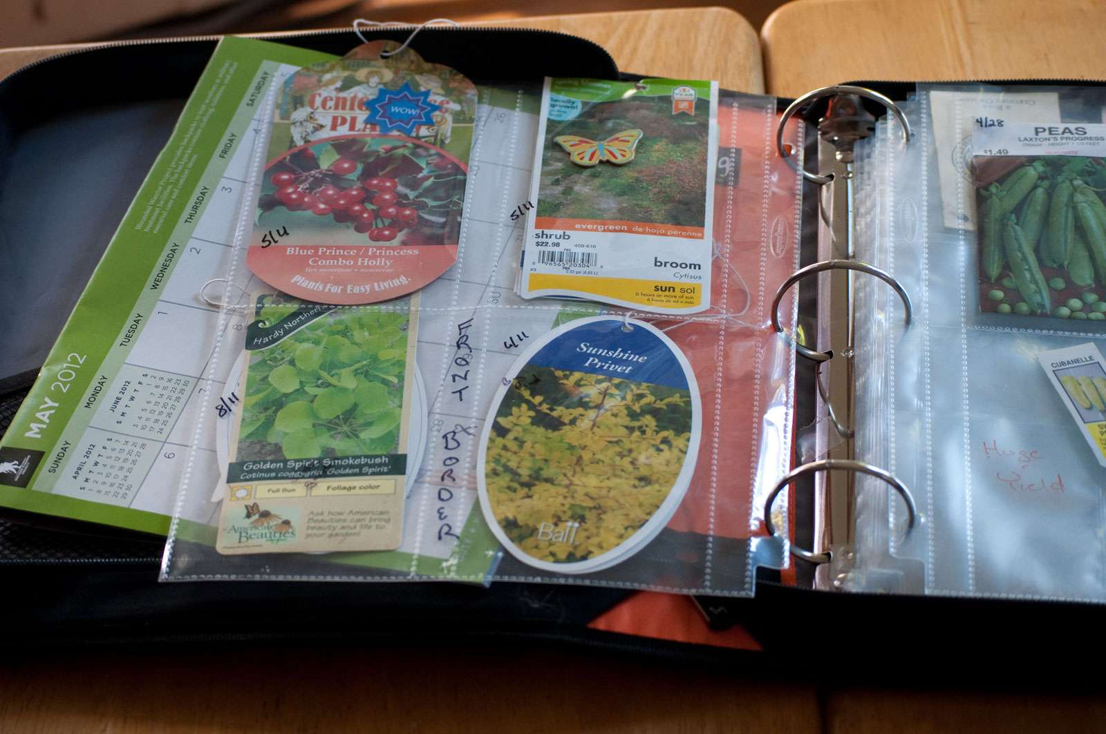 Quick And Easy Gardening Journal