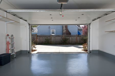 How To Apply Epoxy Coating To A Garage Floor