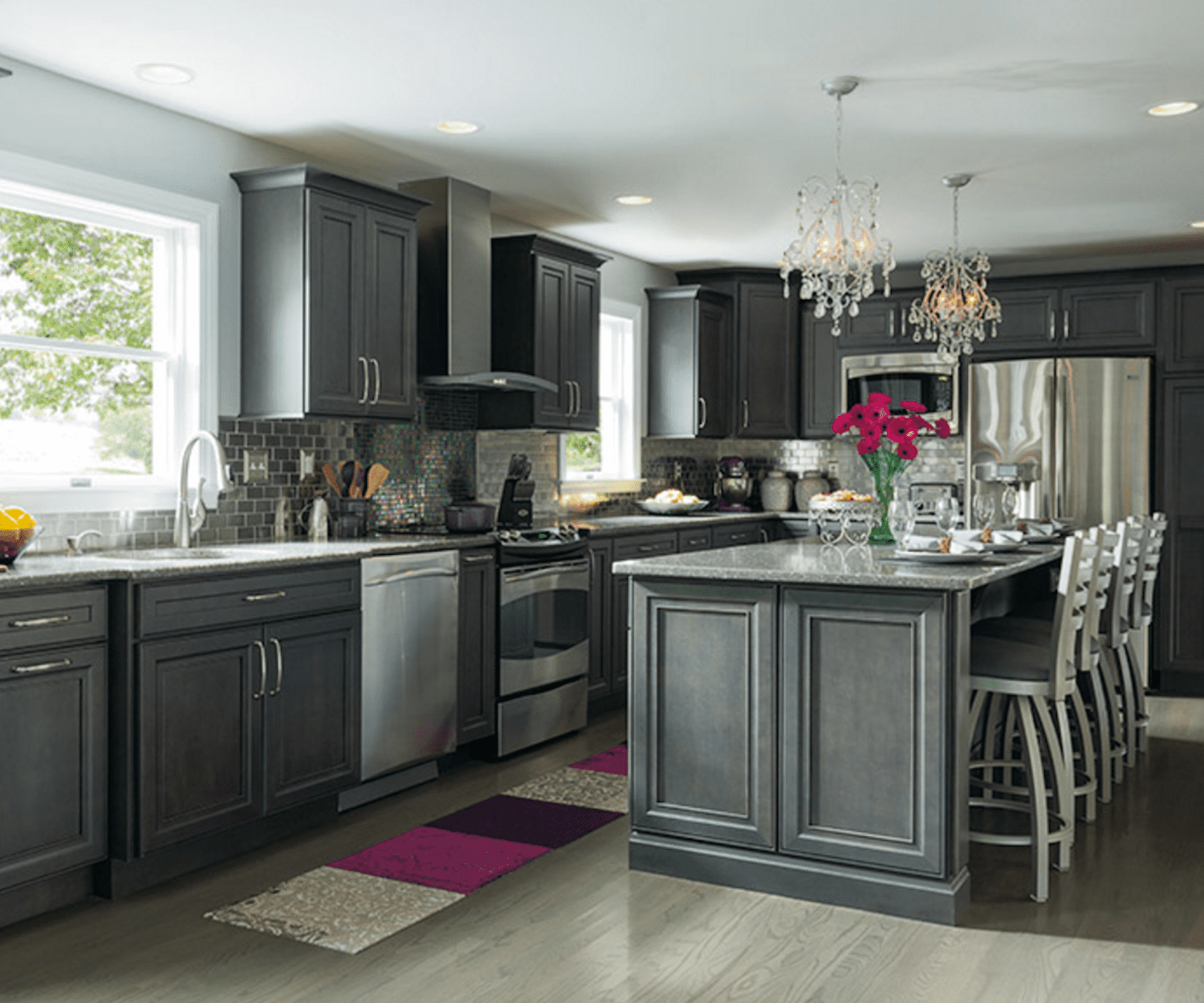 gray kitchen cabinets flat 10 inspiring design ideas