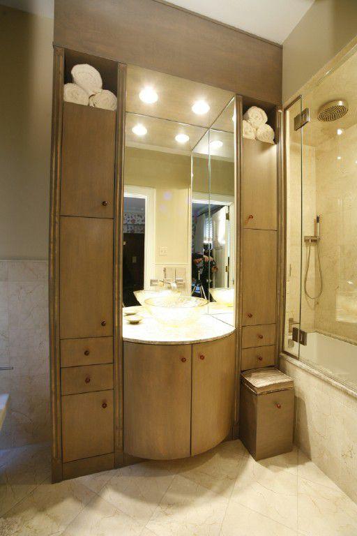 Bathroom Remodel Makeover Photo