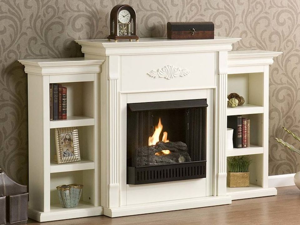 How to Use Gel Fuel Fireplaces Indoors or Outdoors
